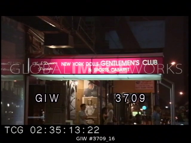 Global Image Works - New York Dolls Gentlemen's Club