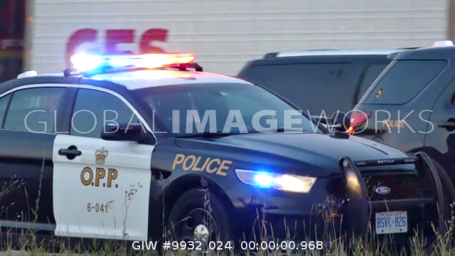 police lights Stock Footage - Footage net